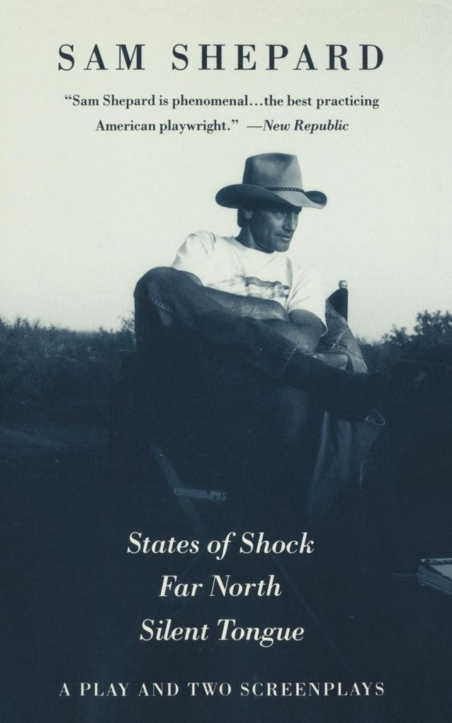 States of Shock, Far North, and Silent Tongue als Taschenbuch