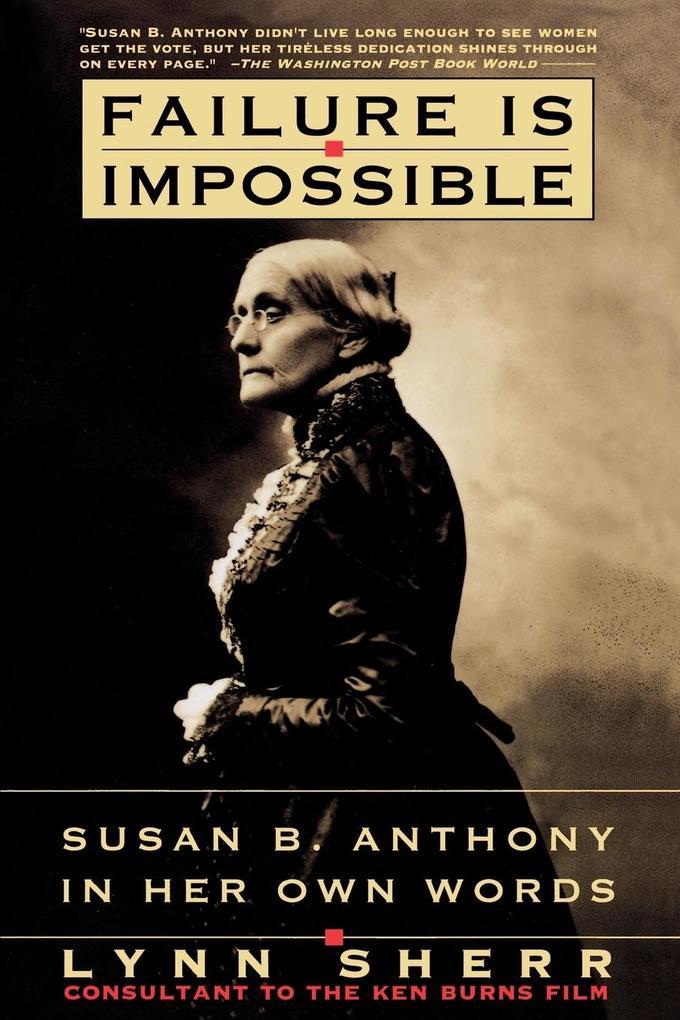 Failure is Impossible als Taschenbuch