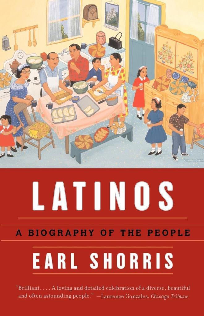 Latinos als Taschenbuch