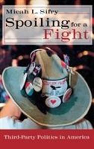 Spoiling for a Fight als Buch (gebunden)