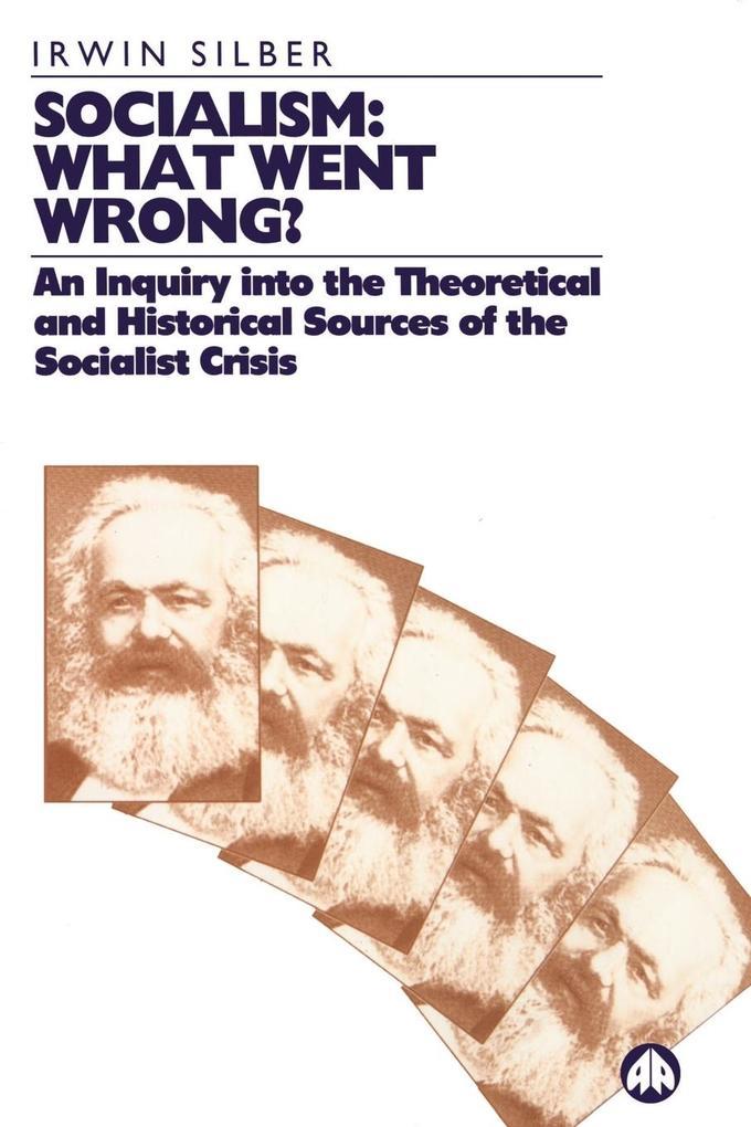 Socialism: What Went Wrong? als Taschenbuch