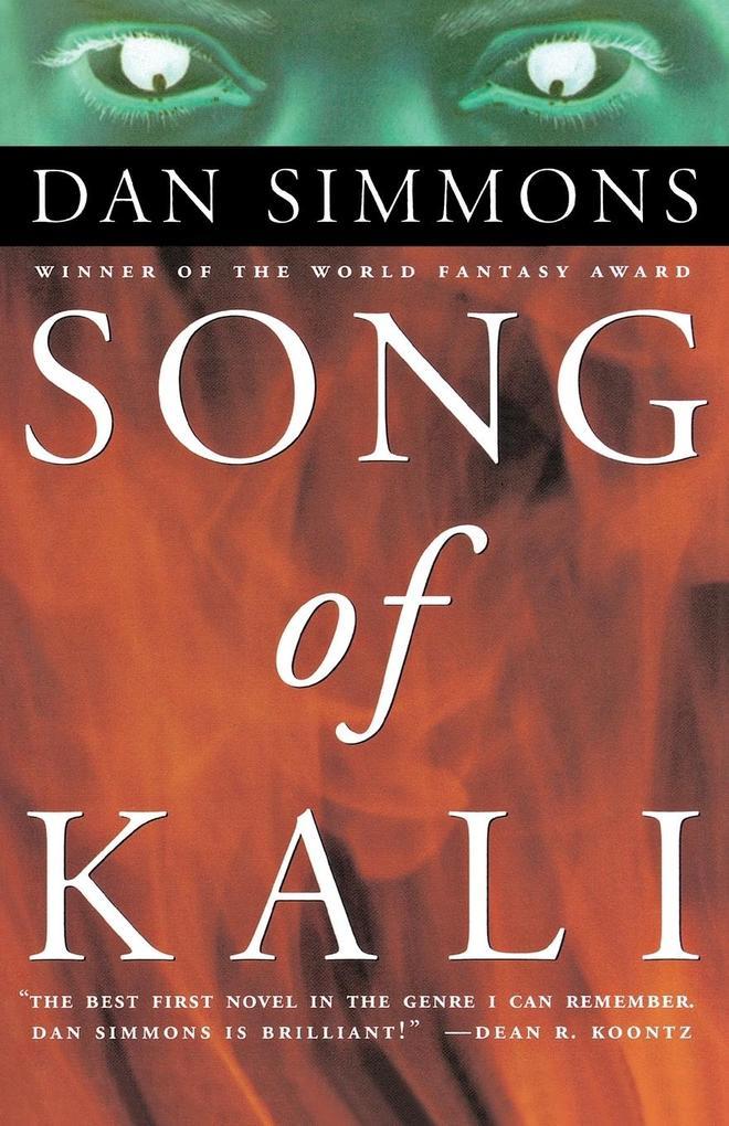 Song of Kali als Taschenbuch