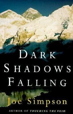 Dark Shadows Falling als Buch