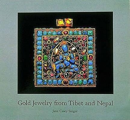 Gold Jewelry from Tibet and Nepal als Buch
