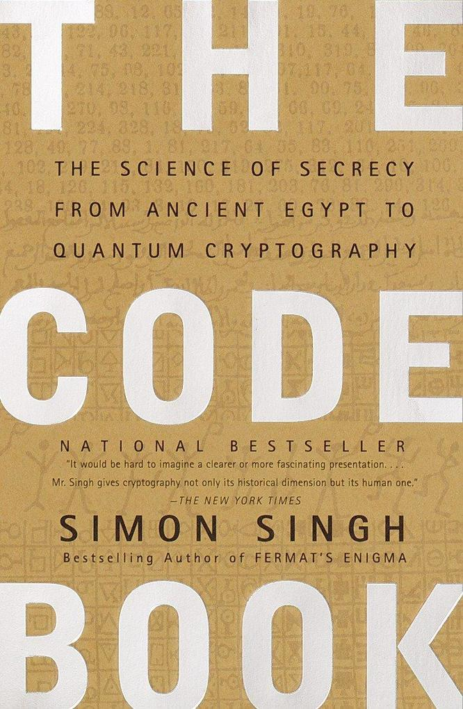 The Code Book als Buch
