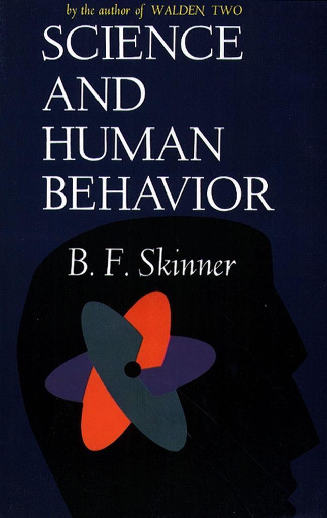 Science and Human Behavior als Taschenbuch