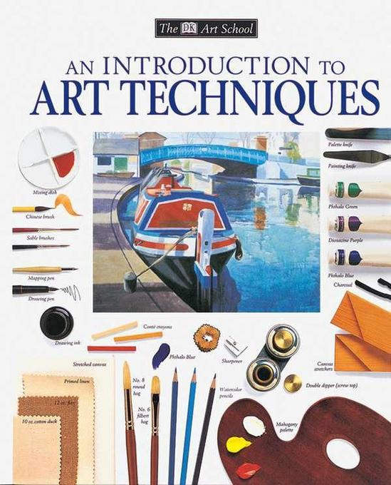 An Introduction to Art Techniques als Taschenbuch