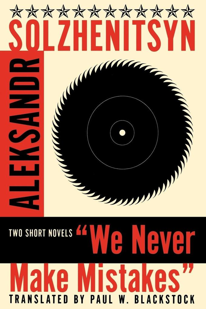 We Never Make Mistakes (Revised) als Taschenbuch