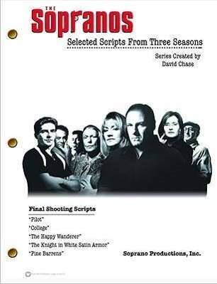 The Sopranos (Sm): Selected Scripts from Three Seasons als Taschenbuch