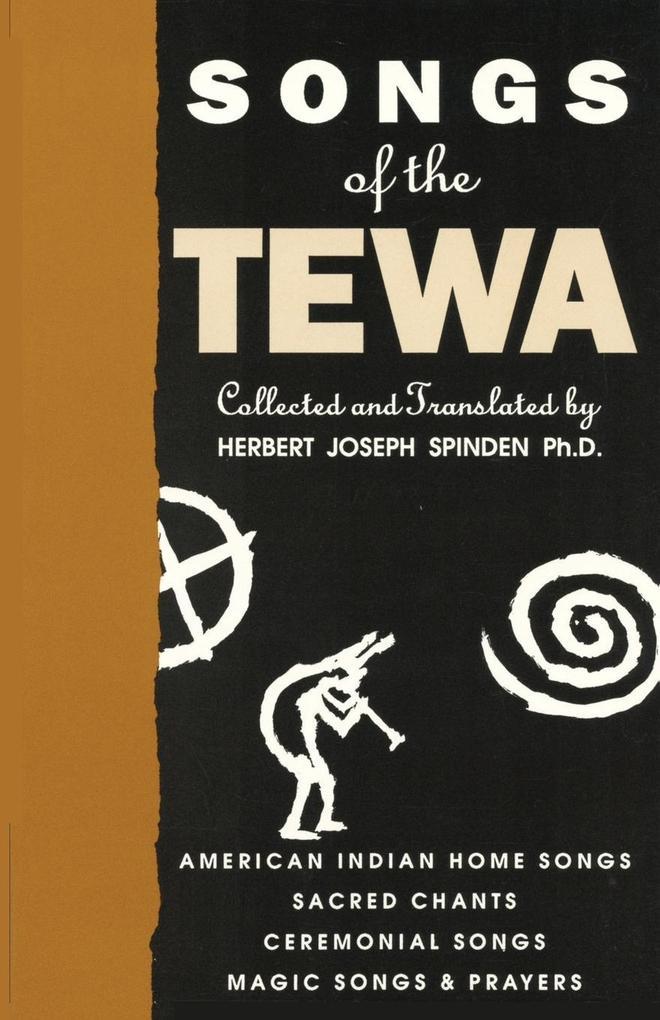 Songs of the Tewa als Taschenbuch