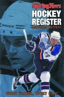 Hockey Register als Taschenbuch