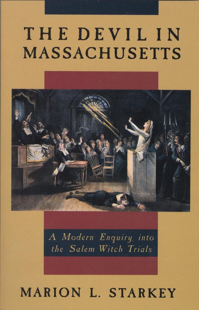 The Devil in Massachusetts als Taschenbuch
