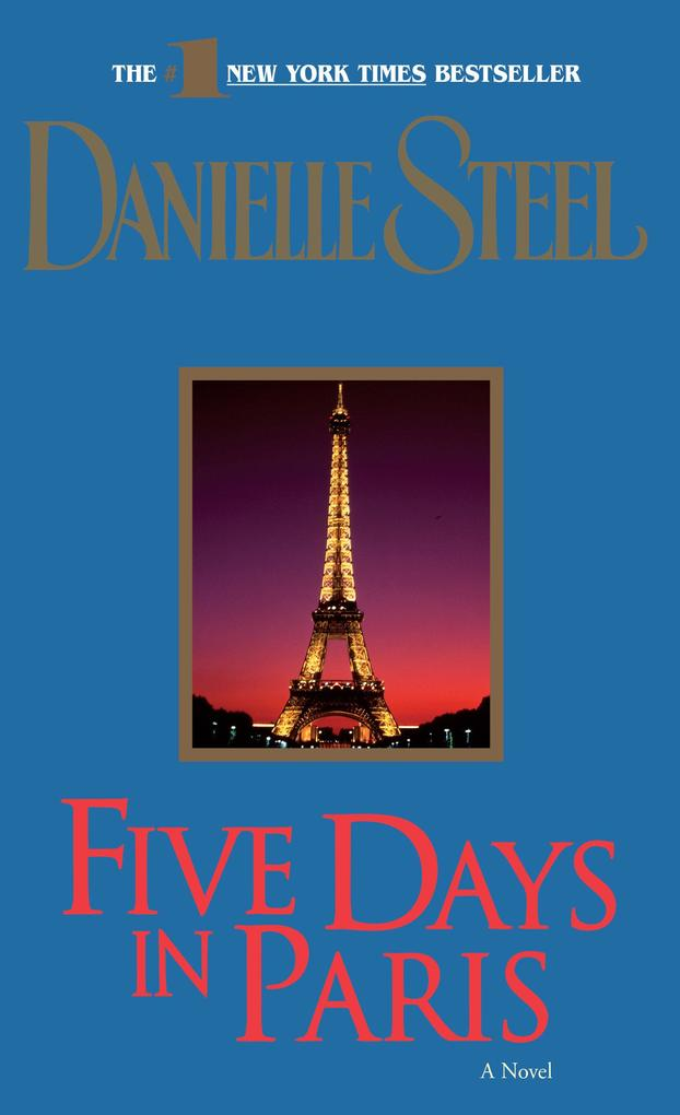 Five Days in Paris als Taschenbuch