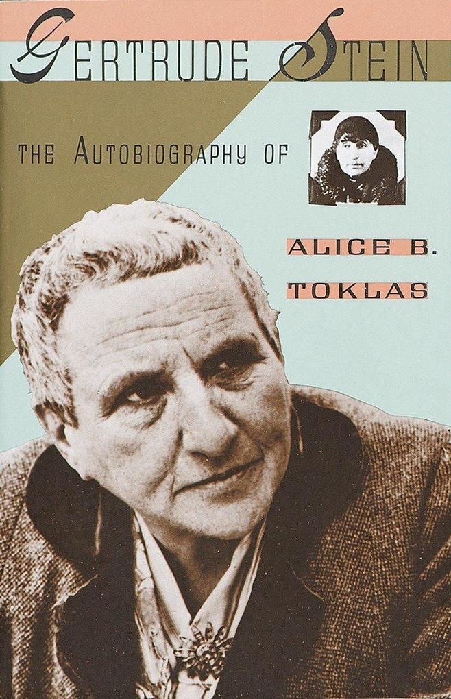 The Autobiography of Alice B. Toklas als Taschenbuch
