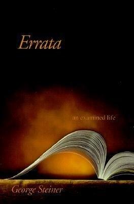 Errata: An Examined Life als Taschenbuch