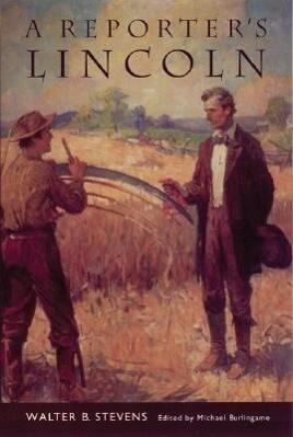 A Reporter's Lincoln als Taschenbuch