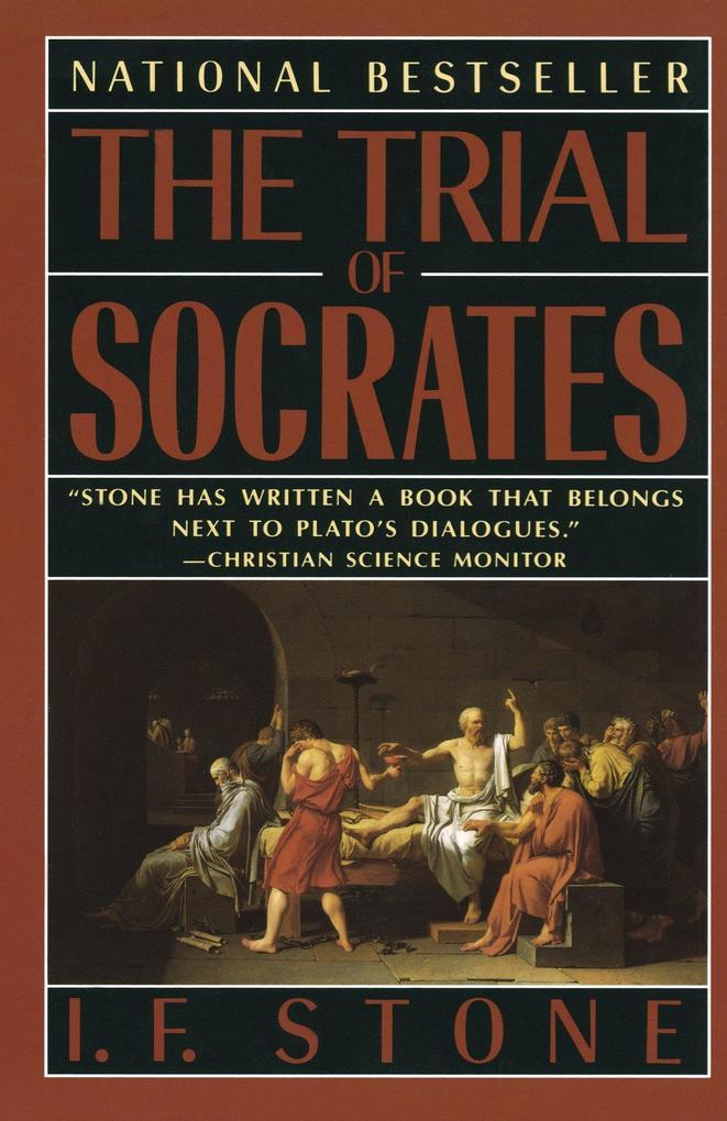 The Trial of Socrates als Taschenbuch