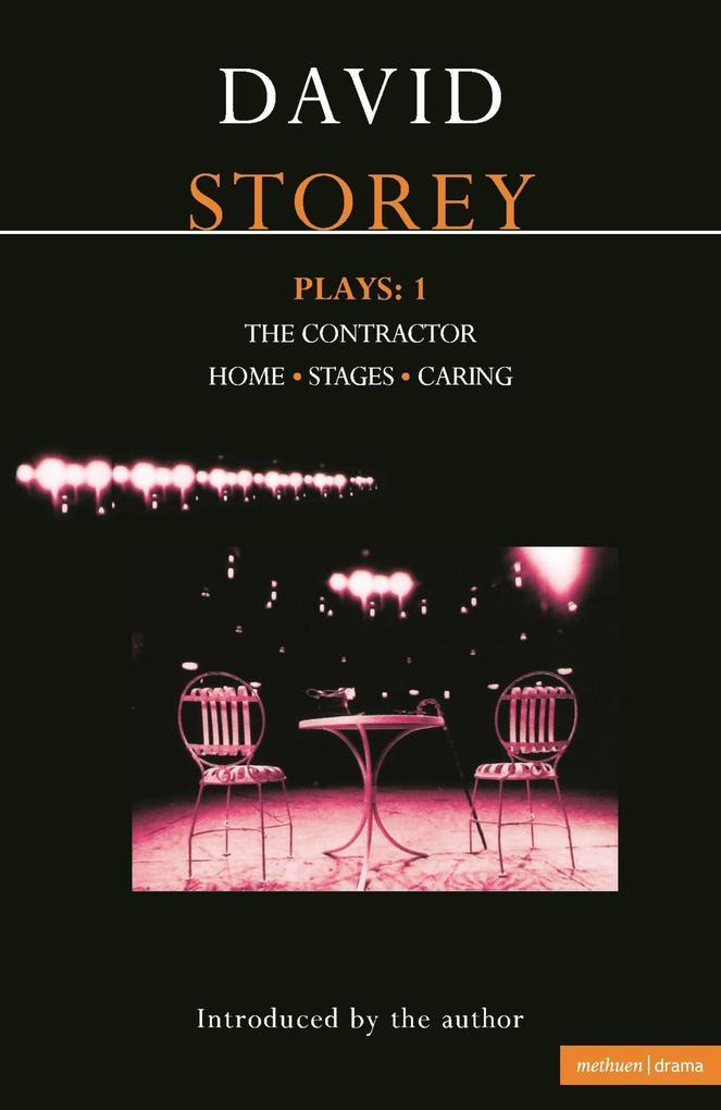 Storey: Plays One als Taschenbuch