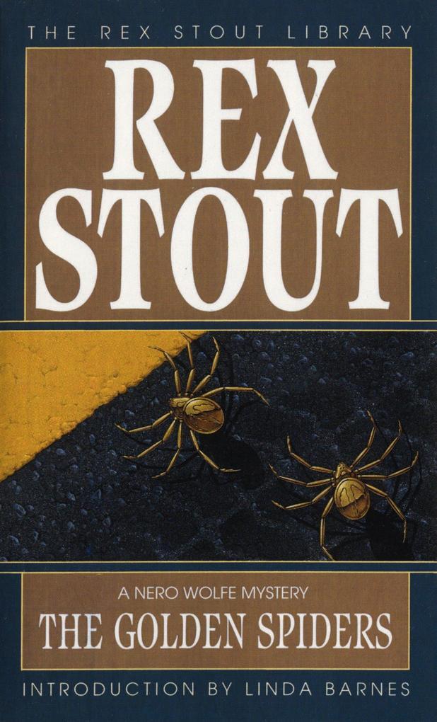 Golden Spiders als Taschenbuch