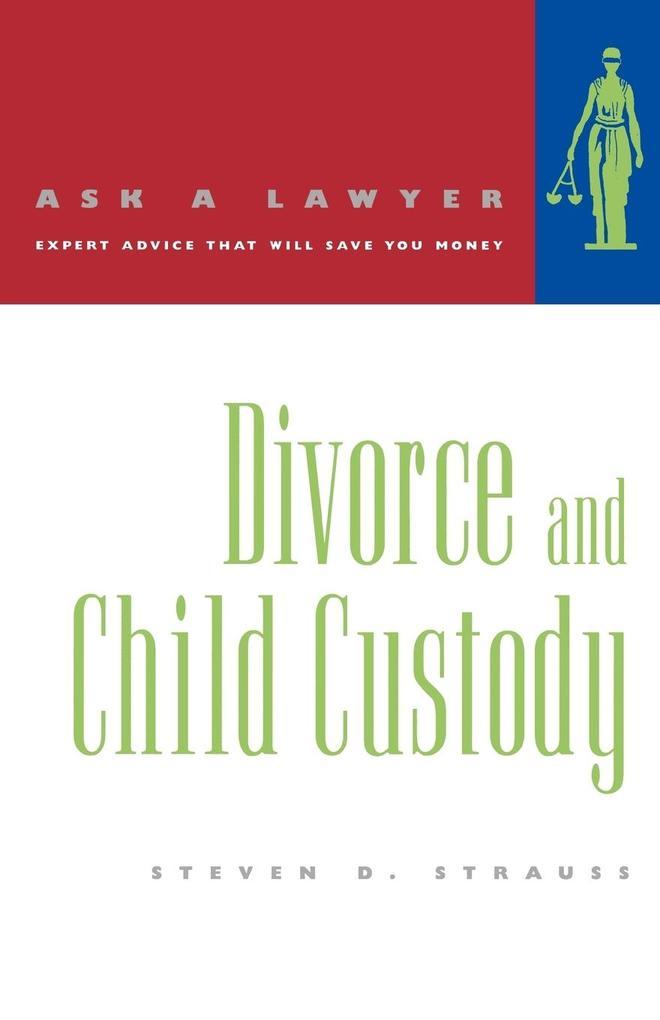 Divorce and Child Custody als Taschenbuch