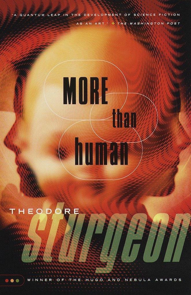More Than Human als Taschenbuch