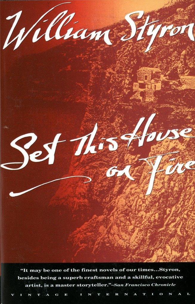 Set This House on Fire als Taschenbuch