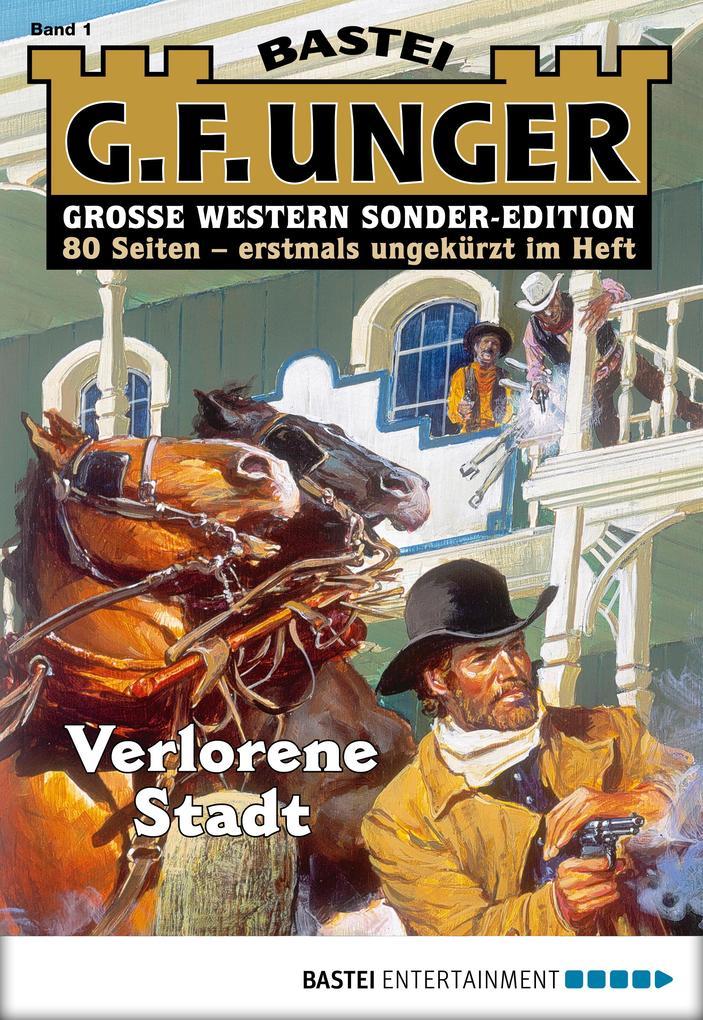 G. F. Unger Sonder-Edition 1 - Western als eBook epub