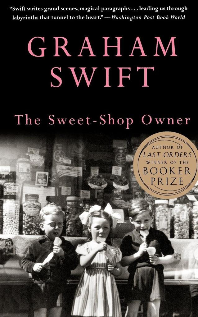 The Sweet-Shop Owner als Buch