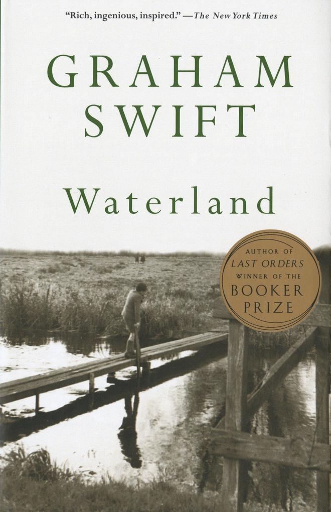 Waterland als Taschenbuch