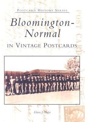 Bloomington-Normal in Vintage Postcards als Taschenbuch