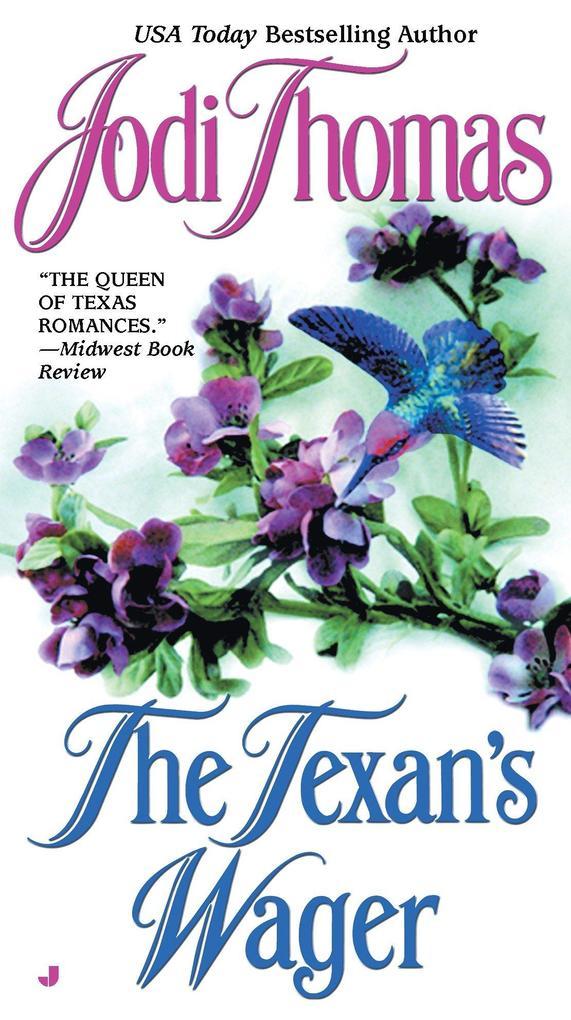 The Texan's Wager als Taschenbuch