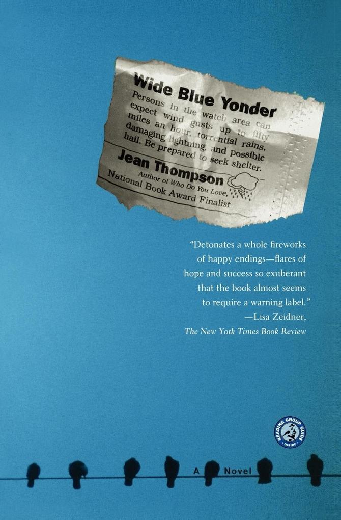 Wide Blue Yonder als Taschenbuch