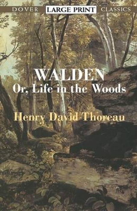 """""Walden:or, A Life in the Woods "" als Taschenbuch"