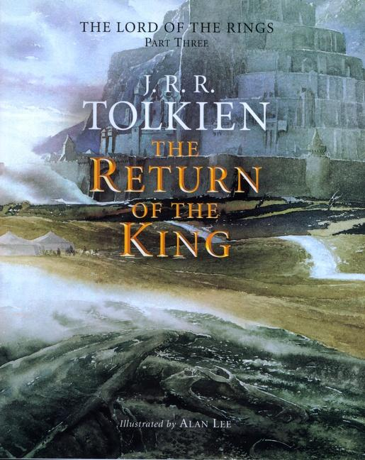 The Return of the King: Being the Third Part of the Lord of the Rings als Buch