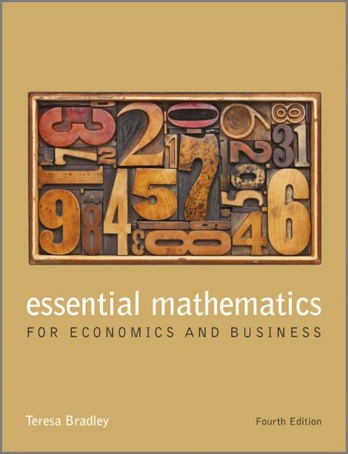 Essential Mathematics for Economics and Business als Buch