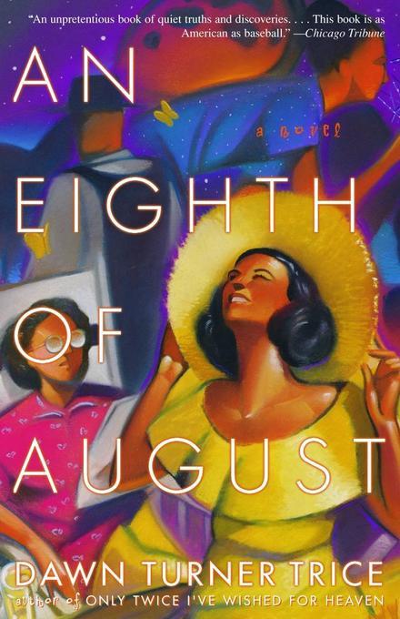An Eighth of August als Taschenbuch