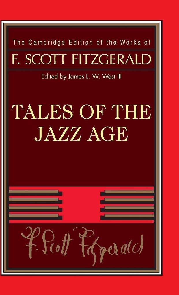 Tales of the Jazz Age als Buch (gebunden)