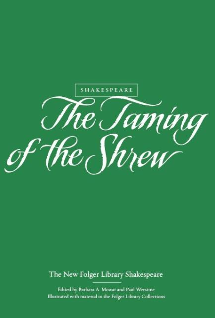 The Taming of the Shrew als Buch