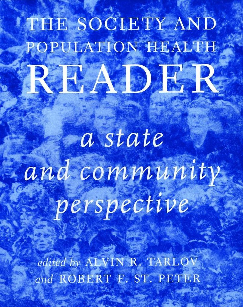 A State and Community Perspective als Taschenbuch