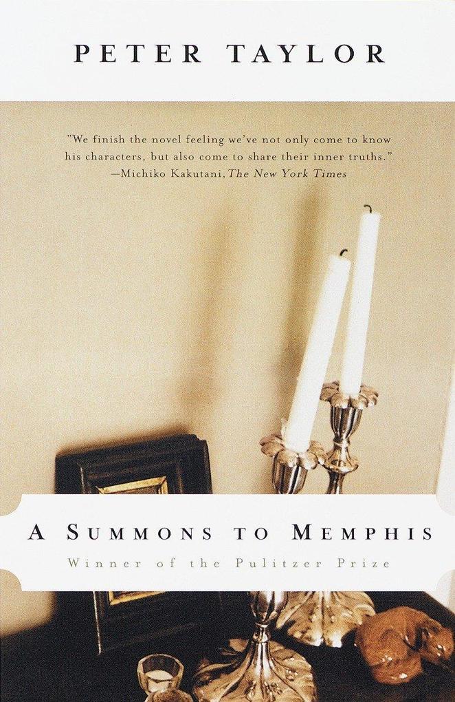 A Summons to Memphis als Taschenbuch