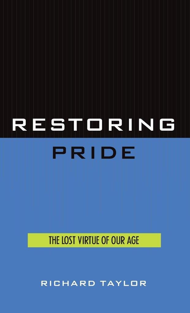 Restoring Pride als Buch