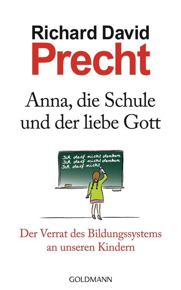 Anna, die Schule und der liebe Gott als eBook