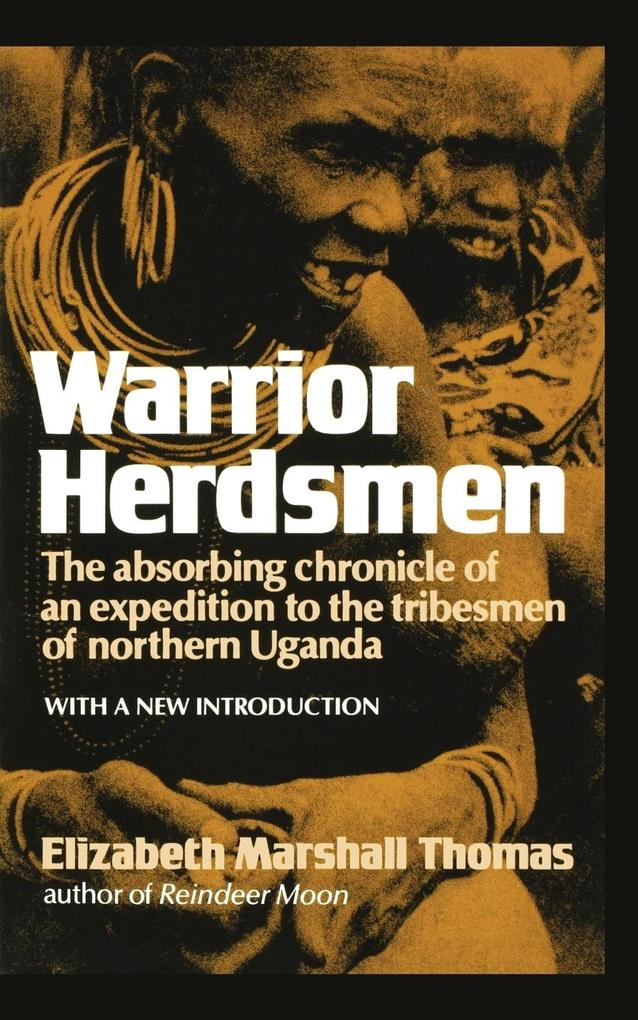 Warrior Herdsmen als Taschenbuch