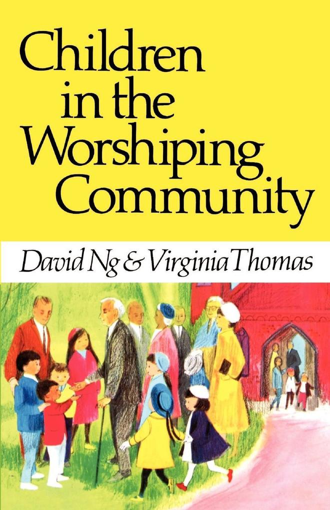 Children in the Worshiping Community als Taschenbuch