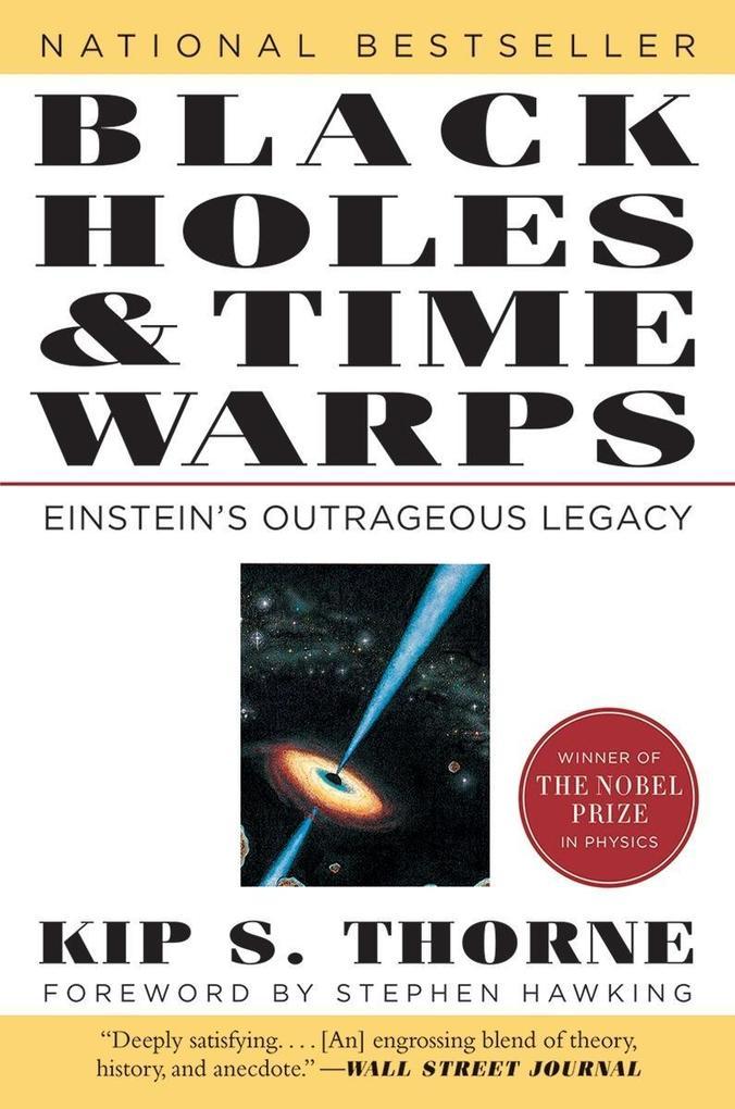 Black Holes & Time Warps als Taschenbuch