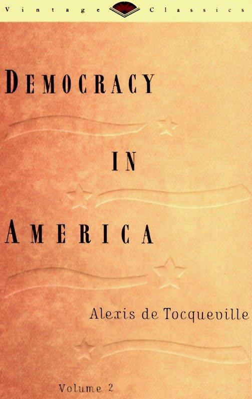Democracy in America, Vol. 2 als Taschenbuch