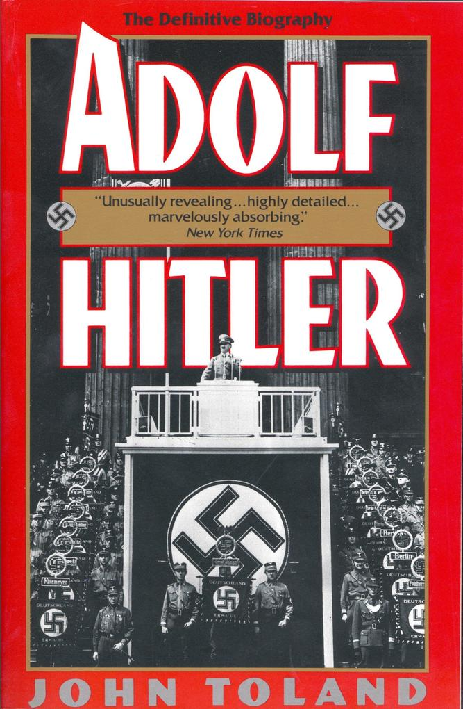Adolf Hitler: The Definitive Biography als Taschenbuch