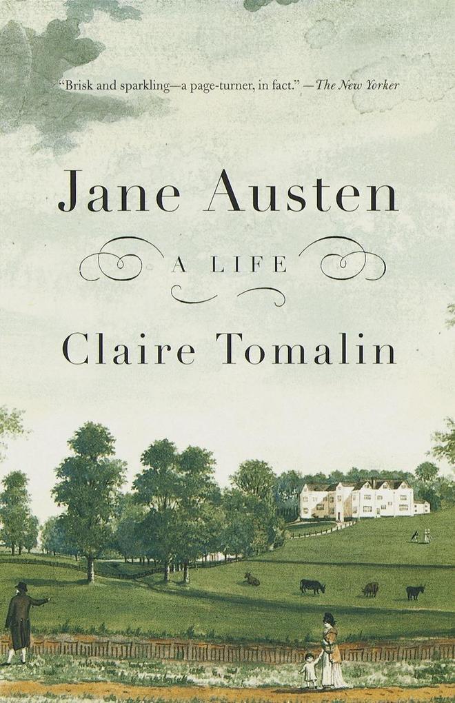 Jane Austen: A Life als Taschenbuch