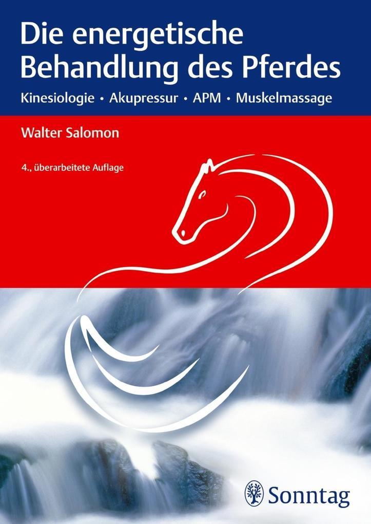 Die energetische Behandlung des Pferdes als eBook