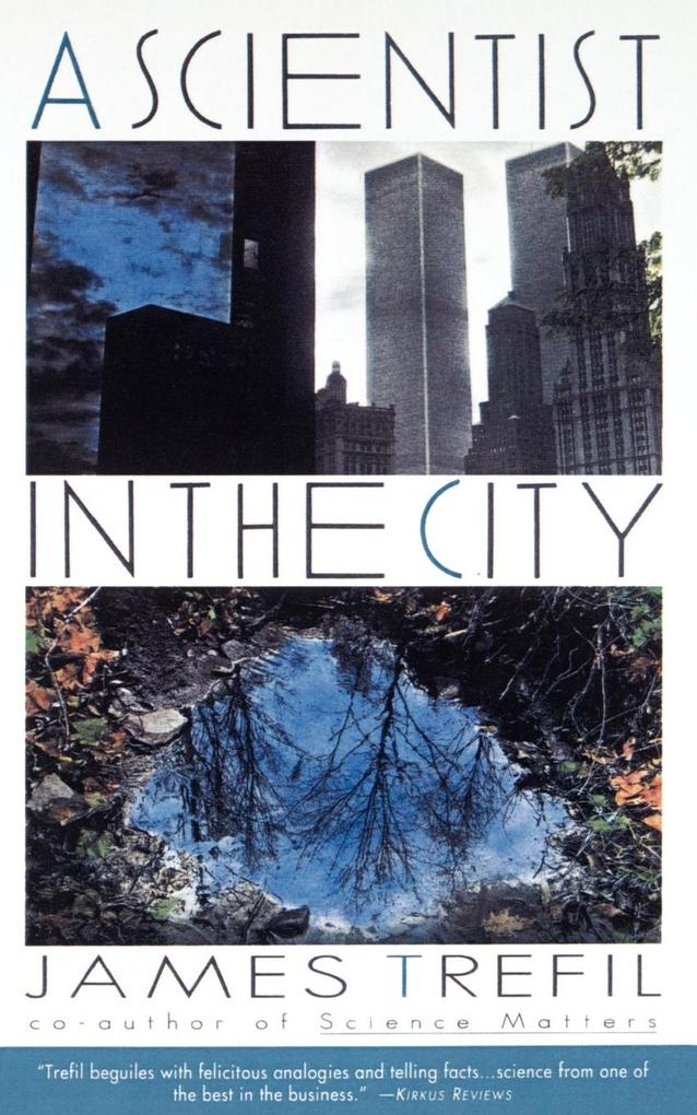 A Scientist in the City als Taschenbuch